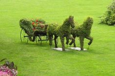 japanese topiary art   The Art of Topiary   DailyFresher.com   Positive Entertainment