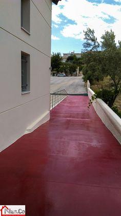 Έδρα εταιρίας Manuel στο Πόρτο Ράφτη Sidewalk, Side Walkway, Walkway, Walkways, Pavement