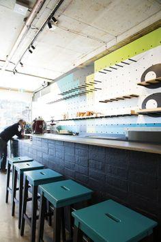 Bar Testoni by Make Creative