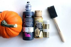 easy pumpkin painting ideas