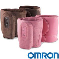 博客來-OMRON歐姆龍氣動式小腿按摩器(HM-253)褐色