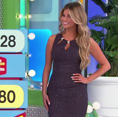Amber Lancaster - The Price Is Right (2/16/2017) ♥️
