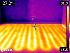 Flir infrared camera.