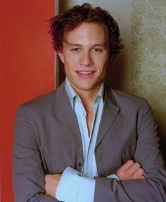 Picture of Heath Ledger Heath Leadger, Heath Ledger Joker, Heath Bars, Heath Ledger Young, Beautiful Boys, Beautiful People, Pretty People, Australian Actors, Best Actor