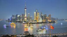 SHANGHAI IM FRÜHLING So romantisch ist Chinas Boomtown