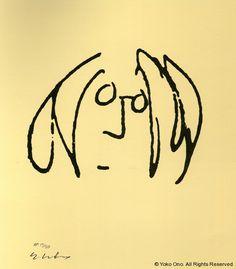 3ff9b42d083 John lennon retrato John Lennon Glasses