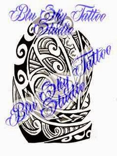 bluskytattoo: Maori Significato 323