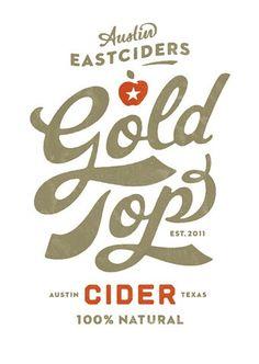 Designspiration — FFFFOUND!   Austin Eastciders label 2   Flickr – Condivisione di foto!