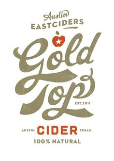 Designspiration — FFFFOUND! | Austin Eastciders label 2 | Flickr – Condivisione di foto!
