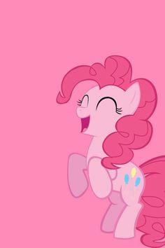 Laugh just like pinkie pie:D