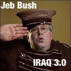 How many times do we need to go to war to satisfy Bush family investments in military corporations?