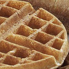 Crunchy Cornmeal Waffles Recipe | King Arthur Flour