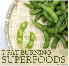 Super Foods You Should Be Eating To BURN FAT Automatically♥♥♥