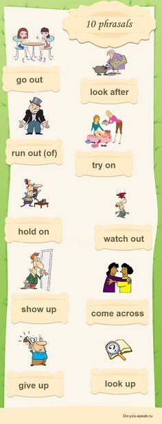 Forum | ________ Learn English | Fluent Land10 Common Phrasal Verbs | Fluent Land