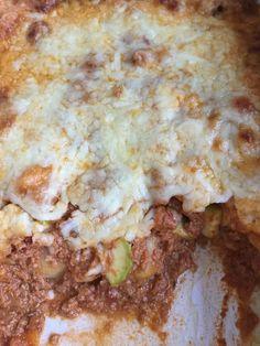 Gnocchi-Auflauf mit Hackfleisch und Zucchini von Hummelelfe auf www.rezeptwelt.de, der Thermomix ® Community