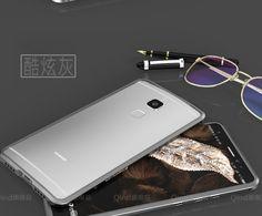 QinD Metal Bumper Frame Huawei Mate S
