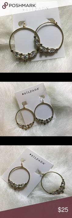 Beautiful Silpada Earrings NWT Silpada Earrings Silpada Jewelry Earrings
