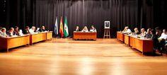 ALMUÑÉCAR. Los corporativos acordaron, por unanimidad, pedir a Diputación que ceda al gestión del complejo de La Resina al Consistorio para destinarlo a viviendas mayores