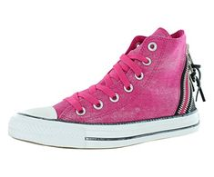Converse Chuck Taylor Tri Zip Hic Casual Womens Shoes Size 10 ** Details can be found by clicking on the image.