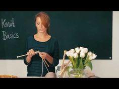 Stricken für Anfänger: Rechte Maschen stricken lernen mit den KNIT BASICS von MEISTERCLASS - http://stricken-leicht-gemacht.1pic4u.com/2014/10/02/stricken-fuer-anfaenger-rechte-maschen-stricken-lernen-mit-den-knit-basics-von-meisterclass/