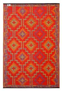 Lhasa Indoor/Outdoor Rug via @mrs. french *