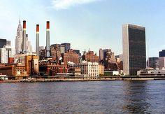 New York City in 1970