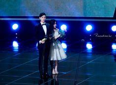 awesome Actor Kim Soo Hyun as the presenter at 51st Baeksang Arts Awards May 26, 2015