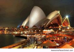 Opera House, Sydney – Australia