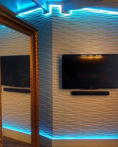 Painel 3D.. Projeto @paulapereiraarquitetura Execução @elitecortes Montagem @elitecortes e #agmmoveis #elite #cortes #design