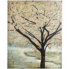 Enduring Tree Art - Gray