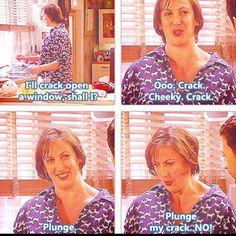 Funny quotes for women humor hilarious friends 63 Ideas Miranda Hart Funny, Miranda Tv Show, Miranda Hart Quotes, Miranda Bbc, British Sitcoms, British Comedy, British Humor, Tv Quotes, Funny