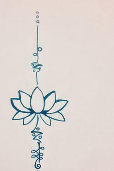 rain chain  flower tattoo idea  spine tattoo  #inklesss Flower Spine Tattoos, Cute Foot Tattoos, Skull Girl Tattoo, Girl Tattoos, Inspiring Tattoos, No Rain No Flowers, Floral Designs, Tattoo Drawings, Tatting