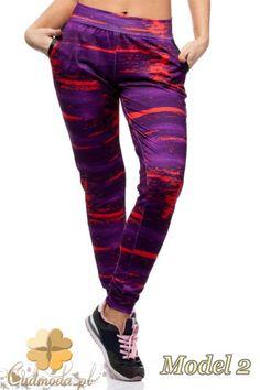 Elastyczne legginsy marki Paulo Connerti.  #cudmoda #moda #ubrania #odzież #leginsy #spodnie #leggings #hosen #clothes #kleidung