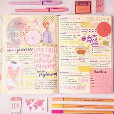 This week's achievement: kept all my appointments. At least I am trying. Bullet Journal Lists, Bullet Journal Notebook, Blank Journal, Journal Diary, Bullet Journal Inspiration, Journal Ideas, Bullet Journel, Drawing Journal, Bullet Journal Aesthetic
