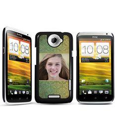 HTC One X Handy Case Schutz und Individualtitä vereinen sich in diesem Handy Case und Du bist der Designer! Probiers am besten gleich aus!