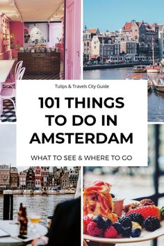 The Ultimate Amsterdam Bucket List Challenge   Tulips & Travels Amsterdam Travel Guide, Visit Amsterdam, Amsterdam Food, Amsterdam Netherlands, Amsterdam Wallpaper, Amsterdam Tulips, Victoria Hotel Amsterdam, Amsterdam Red Light District, Bubble