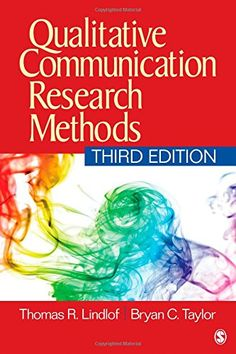 73 best analysis of qualitative data images on pinterest qualitative communication research methods by thomas tom r lindlof fandeluxe Image collections