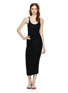 BABATON FREDDIE DRESS - A lean, clean silhouette in premium stretch jersey