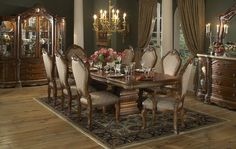 Aico Cortina Dining Collection | Furniture Market, Austin, Texas