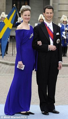 46-year-old Hereditary Prince Alois is heir to his family's vast fortune...