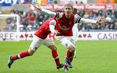 Swansea City 0 Arsenal 2