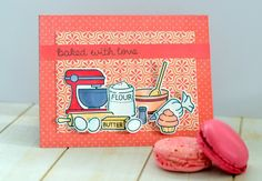 Cardmaking [Baked With Love]
