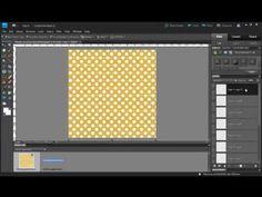 Designer Digitals - stitching up background