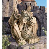 Found it at Wayfair - Feast on Fools Gargoyle Statue