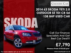 Ready to get a great deal on a used Skoda in Warwick? Contact the team at Country Car today to book a test drive. Skoda Rs, Best Car Deals, Amazing Cars, Driving Test, Supercar, Used Cars, Cars For Sale, Classic Cars, Automobile