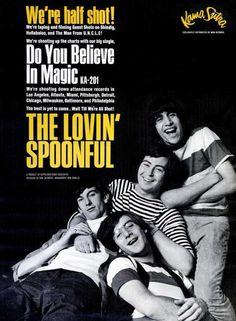The Lovin' Spoonful (Billboard, September 4, 1965).