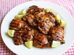 Recipes: Rusty Chicken Thighs – What's in a Name?