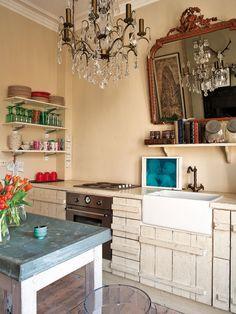 ¡Viva el glam! - Casas - Decoracion de interiores y mucho más - Elle - ELLE.ES