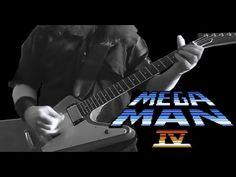 Mega Man 4 Guitar Playthrough.