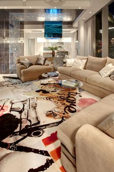 City Center Penthouse by Mark Tracy of Chemical Spaces